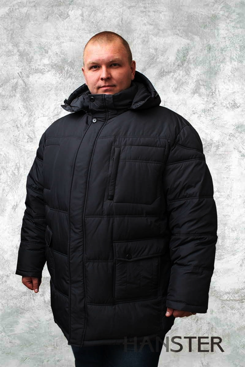 Зимние Куртки Большие Размеры Мужские Купить